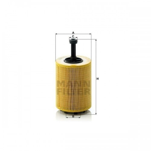 hu719-7x-mann-oliefilter