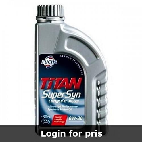 Motorolie Fuchs Titan SuperSyn Longlife Plus 0W-30
