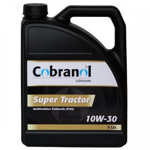 Traktor olie - Cobranol Super Tractor 10W-30 (5 Liter)
