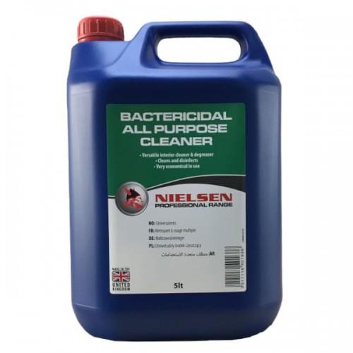 Affedtningsmiddel, Rengøringsmiddel - Nielsen Bactericidal All Purpose Cleaner (5 L)