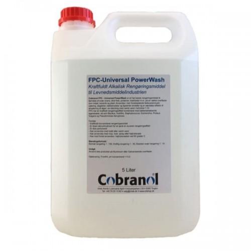 Cobranol FPC - Universal PowerWash - Kraftfuldt Rengøringsmiddel