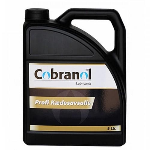Cobranol Profi Kædesavsolie til din Motorsav (5 Liter)