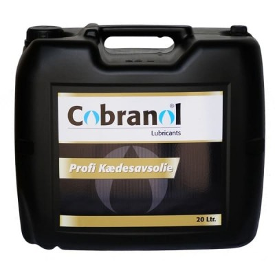 Cobranol Profi Kædesavsolie til din Motorsav (20 Liter)