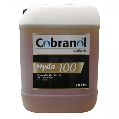Hydraulikolie Cobranol Hyda 100 - 20 Liter