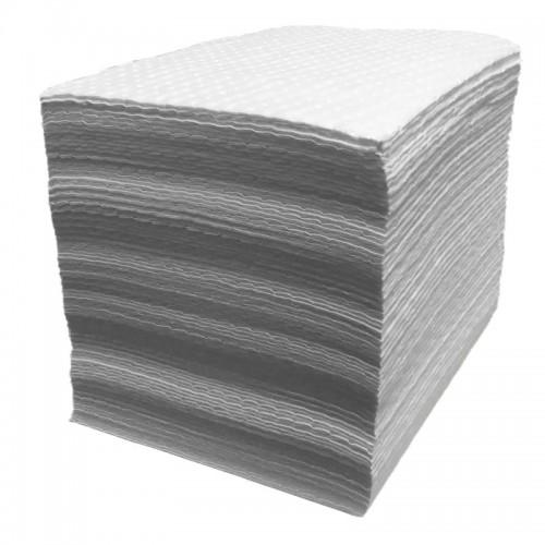 Olieabsorberende USN Måtte 50x40cm / 400g/m2 (100 stk.)