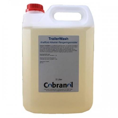 Autoshampoo Cobranol Trailerwash til maskiner og køretøjer