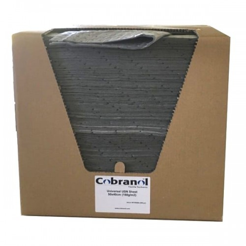 Cobrabol Universal Absorber USN Måtte 50 x 40 cm (180gm2)