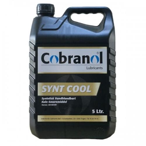 Køle-Smøremiddel fuldsyntetisk vandblandbar - Cobranol Synt Cool