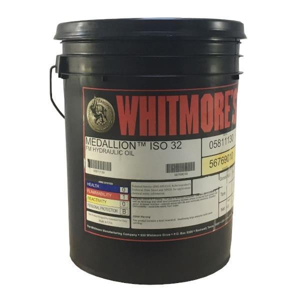 Fødevaregodkendt Hydraulikolie ISO 32 Whitmores Medallion FM